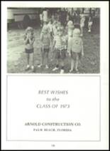 1973 Palm Beach Day School Yearbook Page 138 & 139
