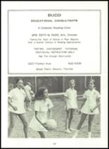 1973 Palm Beach Day School Yearbook Page 140 & 141