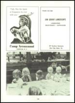 1973 Palm Beach Day School Yearbook Page 142 & 143