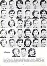 1954 Willshire High School Yearbook Page 26 & 27
