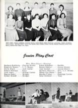 1954 Willshire High School Yearbook Page 42 & 43