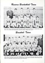 1954 Willshire High School Yearbook Page 50 & 51