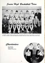 1954 Willshire High School Yearbook Page 54 & 55