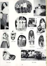 1954 Willshire High School Yearbook Page 58 & 59