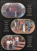 1980 Broken Bow High School Yearbook Page 18 & 19