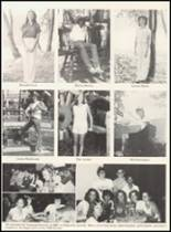 1980 Broken Bow High School Yearbook Page 22 & 23