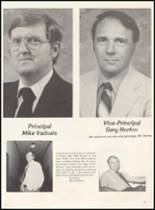 1980 Broken Bow High School Yearbook Page 24 & 25