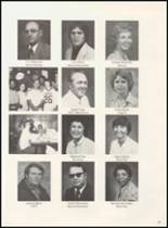 1980 Broken Bow High School Yearbook Page 28 & 29