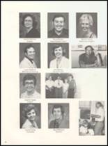 1980 Broken Bow High School Yearbook Page 30 & 31