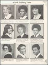 1980 Broken Bow High School Yearbook Page 34 & 35