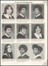 1980 Broken Bow High School Yearbook Page 36 & 37