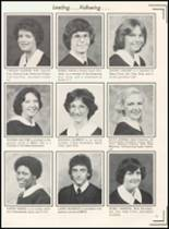1980 Broken Bow High School Yearbook Page 38 & 39