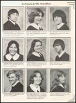 1980 Broken Bow High School Yearbook Page 40 & 41