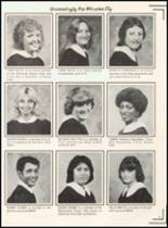 1980 Broken Bow High School Yearbook Page 44 & 45