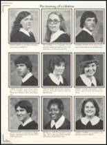 1980 Broken Bow High School Yearbook Page 46 & 47