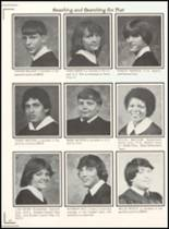 1980 Broken Bow High School Yearbook Page 48 & 49
