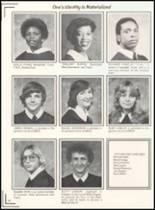 1980 Broken Bow High School Yearbook Page 50 & 51