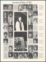 1980 Broken Bow High School Yearbook Page 58 & 59