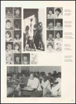 1980 Broken Bow High School Yearbook Page 60 & 61