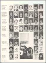 1980 Broken Bow High School Yearbook Page 64 & 65