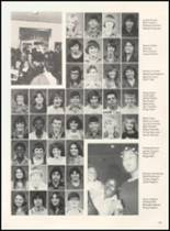 1980 Broken Bow High School Yearbook Page 66 & 67