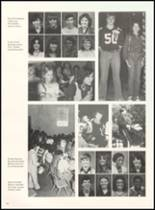 1980 Broken Bow High School Yearbook Page 68 & 69