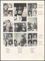 1980 Broken Bow High School Yearbook Page 70 & 71
