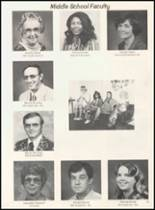 1980 Broken Bow High School Yearbook Page 78 & 79