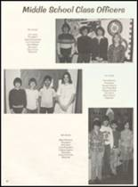 1980 Broken Bow High School Yearbook Page 84 & 85