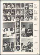 1980 Broken Bow High School Yearbook Page 86 & 87