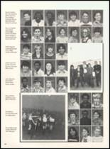 1980 Broken Bow High School Yearbook Page 92 & 93