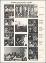 1980 Broken Bow High School Yearbook Page 94 & 95