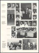 1980 Broken Bow High School Yearbook Page 100 & 101