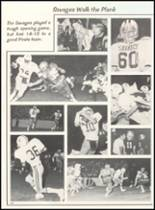 1980 Broken Bow High School Yearbook Page 102 & 103