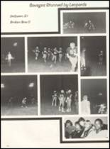 1980 Broken Bow High School Yearbook Page 104 & 105