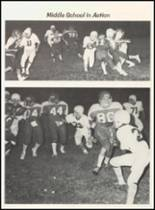 1980 Broken Bow High School Yearbook Page 128 & 129