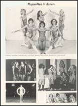 1980 Broken Bow High School Yearbook Page 134 & 135