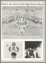 1980 Broken Bow High School Yearbook Page 138 & 139