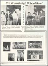 1980 Broken Bow High School Yearbook Page 144 & 145