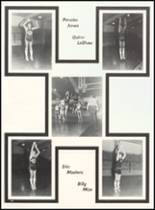 1980 Broken Bow High School Yearbook Page 148 & 149