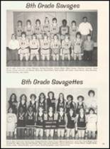1980 Broken Bow High School Yearbook Page 162 & 163