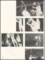 1980 Broken Bow High School Yearbook Page 164 & 165