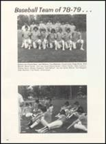 1980 Broken Bow High School Yearbook Page 168 & 169