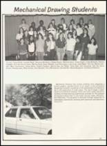 1980 Broken Bow High School Yearbook Page 192 & 193