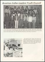 1980 Broken Bow High School Yearbook Page 196 & 197