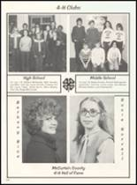 1980 Broken Bow High School Yearbook Page 198 & 199