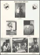 1980 Broken Bow High School Yearbook Page 220 & 221