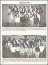 1980 Broken Bow High School Yearbook Page 222 & 223