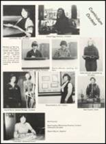 1980 Broken Bow High School Yearbook Page 234 & 235