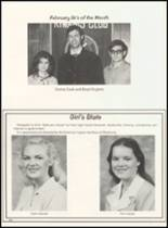 1980 Broken Bow High School Yearbook Page 236 & 237